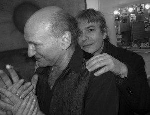Jean-Jacques Pussiau avec Dave Liebman