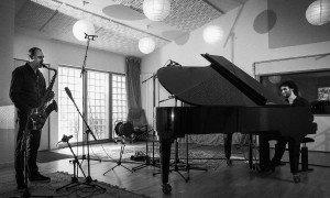 Les couloirs du temps: Michael Alizon et Jean-René Mourot 2musiciens-300x180
