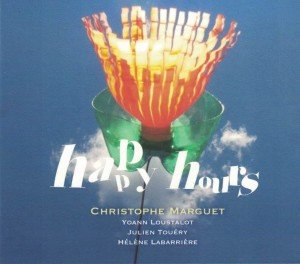 Christophe Marguet Quartet - Happy Hours05032020